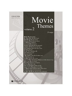 Movie Themes 2 Collection Bog | Klaver, sang og guitar