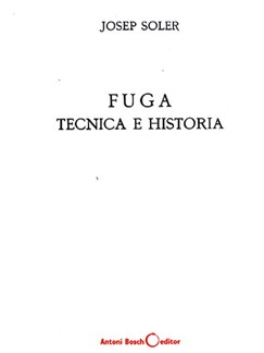 Fuga, Tecnica E Historia (Spanish Edition) Books |