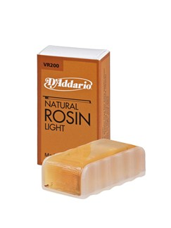 D'Addario: Natural Rosin - Light  | Violin
