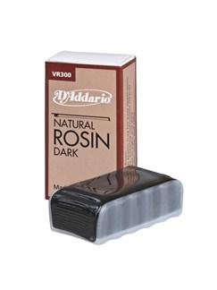 D'Addario: Natural Rosin - Dark  |