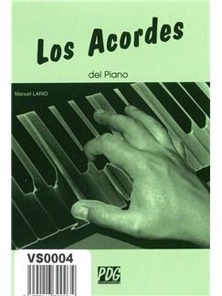 Los Acordes Del Piano Books | Piano