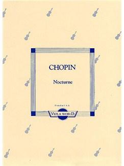 Frederic Chopin: Nocturne (Viola/Piano) Books | Viola, Piano Accompaniment