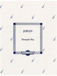 Scott Joplin: Pineapple Rag For Viola And Piano Books | Viola and Piano
