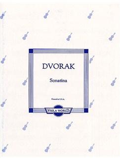 Dvorak: Sonatina Op.100 (Viola/ Piano) Books | Viola