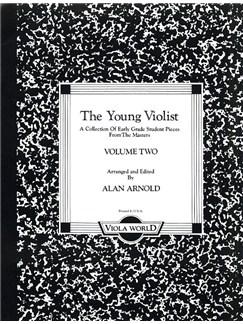 The Young Violist Volume Two Books | Viola, Piano Accompaniment