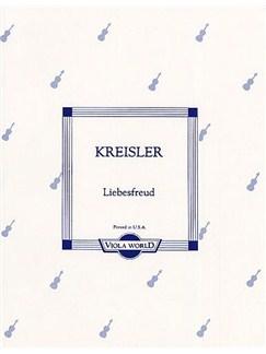 Fritz Kreisler: Liebesfreud (Viola/Piano) Books | Viola, Piano