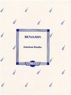 Arthur Benjamin: Jamaican Rumba (Viola) Books | Viola, Piano