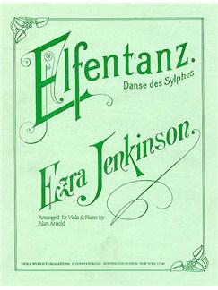 Ezra Jenkinson: Elfentanz (Viola/Piano) Books | Viola, Piano Accompaniment
