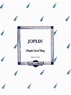 Scott Joplin: Maple Leaf Rag (Viola) Books | Viola, Piano Accompaniment