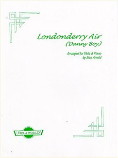 Londonderry Air (Danny Boy) (Arr. Alan Arnold) Books | Viola, Piano Accompaniment