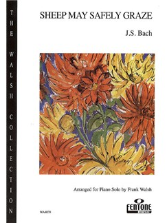 J.S. Bach: Sheep May Safely Graze (Piano) Books   Piano