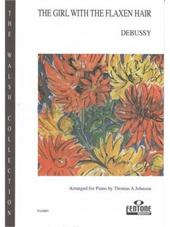 Claude Debussy: Girl With The Flaxen Hair - Piano Solo Books | Piano