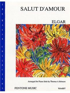 Edward Elgar: Salut D'Amour Op.12 (Piano Solo) Books | Piano