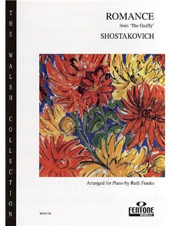 Dmitri Shostakovich: Romance (The Gadfly) - Piano Books | Piano