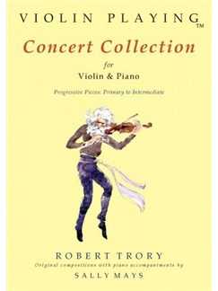 Violin Playing: Concert Cellection (Vln & Piano) Books | Piano, Piano Accompaniment