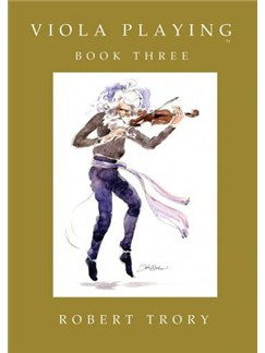 Robert Trory: Viola Playing Book 3 Books | Viola