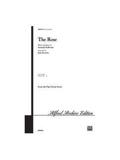 Amanda McBroom: The Rose (Arr. Julie Knowles) SSA Books | SSA, Piano Accompaniment