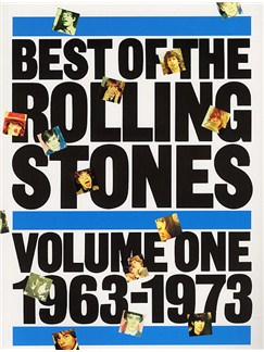 Best Of The Rolling Stones: Volume 1 1963-1973 Livre | Piano, Chant et Guitare (Symboles d'Accords)