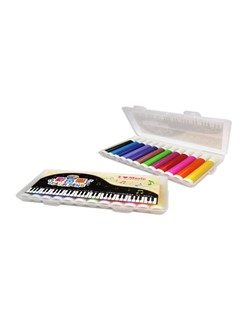 12 Colours Pen Set  |