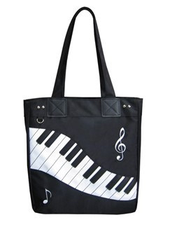 Tote Bag: Piano/Keyboard  |