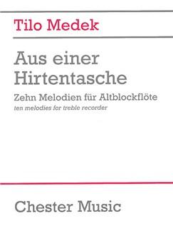Tilo Medek: Aus Einer Hirtentasche Für Altblockflöte Books | Alto (Treble) Recorder