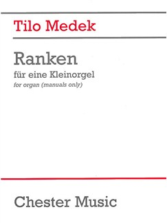 Tilo Medek: Ranken For Organ Manuals Books | Organ