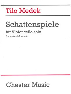Tilo Medek: Schattenspiele Books | Cello