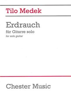 Tilo Medek: Erdrauch Books | Guitar