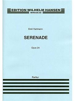 Emil Hartmann: Serenade Op.24 Libro | Música de Cámara, Clarinete, Viola, Violín, Cello, Piano de Cámara