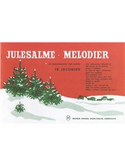 Frederik Jacobsen: Julesalme-melodier (Piano) Books | Piano