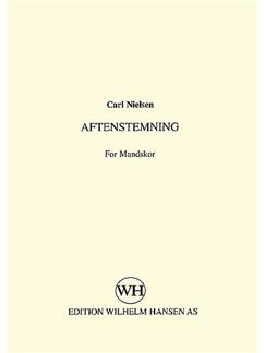 Carl Nielsen: Aftenstemning (TTBB) Books | TTBB