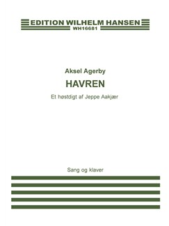 Aksel Agerby: Havren (Voice And Piano) Books | Piano & Vocal