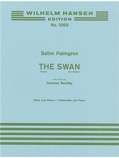 Selim Palmgren: The Swan (Violin Or Cello/Piano) Books | Violin (Or Cello), Piano