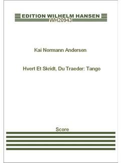 Hvert Et Skridt, Du Træder: Tango Bog | Klaver og sang