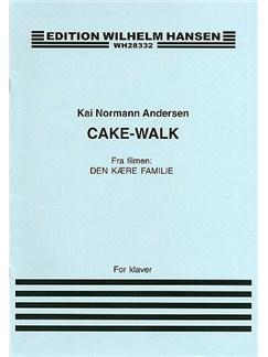 Kai Norman Anderson: Cake-walk (Den Kaere Familie) Books | Piano