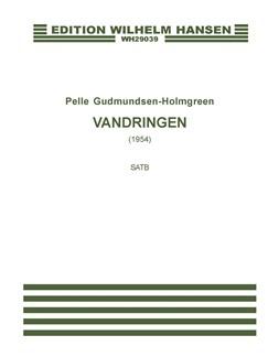 Pelle Gudmundsen-Holmgreen: Vandringen Books | SATB