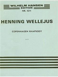 Wellejus Copenhagen Rhapsody F/s Livre | Orchestre