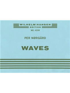 Per Nørgård: Waves Books | Percussion