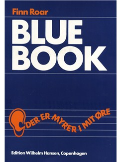 Finn Roar: Blue Book Books |