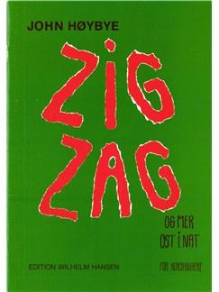 John Høybye: Zig Zag Og Mer Ostinat Books | SA