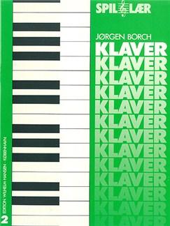 Jørgen Borch: Spil Og Lær Klaver 2 Bog | Klaver solo
