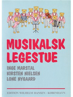 Inge Marstal: Musikalsk Legestue (Songbook) Books | Melody Line, Lyrics & Chords