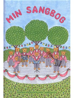 Inge Marstal: Min Sangbog (Songbook) Books | Piano, Vocal & Guitar