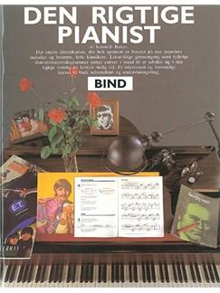 Kenneth Baker: Den Rigtige Pianist 1 Bog | Klaver solo
