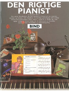 Kenneth Baker: Den Rigtige Pianist 4 Books | Piano