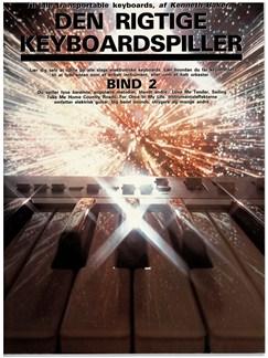 Kenneth Baker: Den Rigtig Keyboardspiller 2 Books | Keyboard