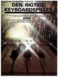 Kenneth Baker: Den Rigtig Keyboardspiller 3 Bog | Keyboard