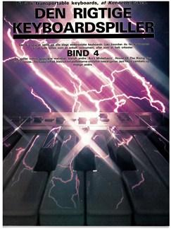 Kenneth Baker: Den Rigtige Keyboardspiller 4 Bog | Keyboard (Akustisk)