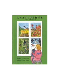 Linda Lehun & Anne Lassen: Årstiderne 1 (Songbook) Bog | Melodilinie, tekst og becifring