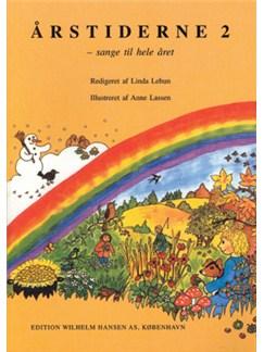Linda Lehun & Anne Lassen: Årstiderne 2 (Songbook) Books | Melody Line, Lyrics & Chords